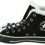 converse all star pelliccia